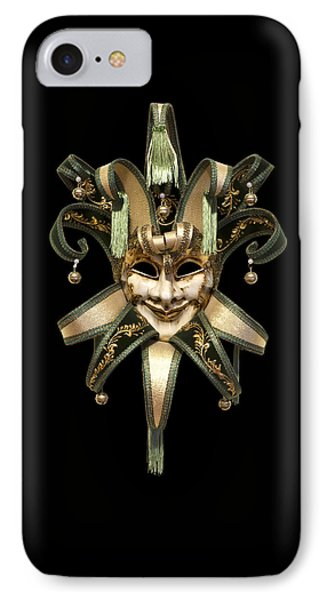 Venetian Mask IPhone Case