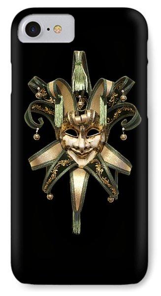 Venetian Mask IPhone Case by Fabrizio Troiani