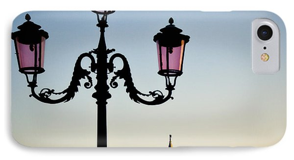 Venetian Sunset Phone Case by Dave Bowman