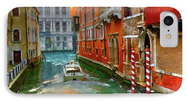 Venezia. Ca'gottardi IPhone Case