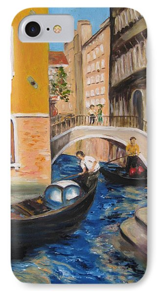 Venice Afternoon IPhone Case