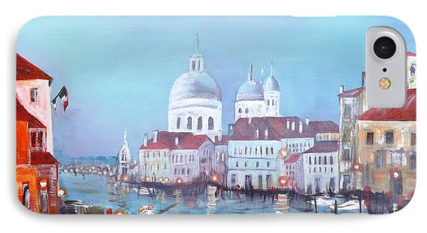 Venice At Dusk IPhone Case