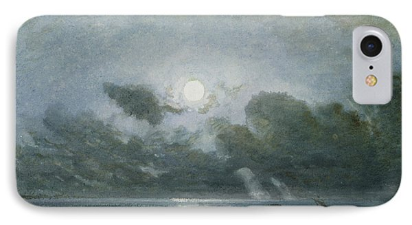 Venice By Moonlight IPhone Case