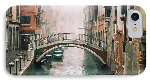 Venice Canal II Phone Case by Kathy Schumann