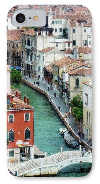 Venice City Of Canals Phone Case by Julie Palencia