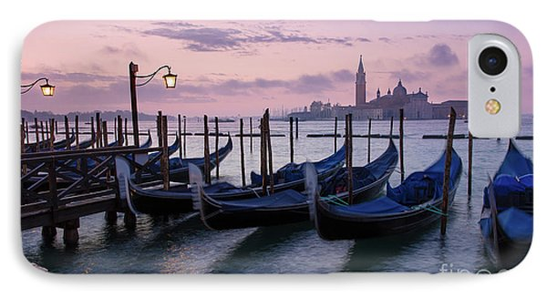 IPhone Case featuring the photograph Venice Dawn II by Brian Jannsen
