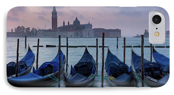 IPhone Case featuring the photograph Venice Dawn IIi by Brian Jannsen
