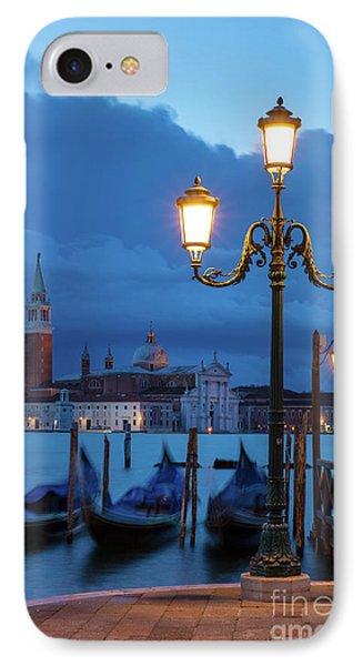 Venice Dawn V Phone Case by Brian Jannsen