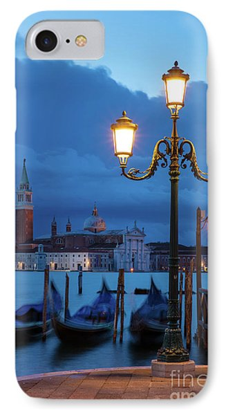 IPhone Case featuring the photograph Venice Dawn V by Brian Jannsen