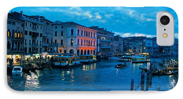 IPhone Case featuring the photograph Venice Evening by Eric Tressler