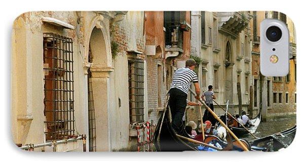 Venice Gondola IPhone Case by Teresa Tilley