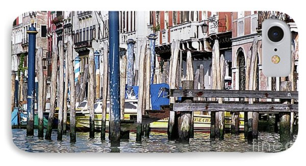 IPhone Case featuring the photograph Venice Grand Canal by Allen Beatty