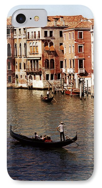 Venice IPhone Case by Helga Novelli