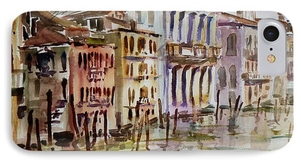 Venice Impression II Phone Case by Xueling Zou