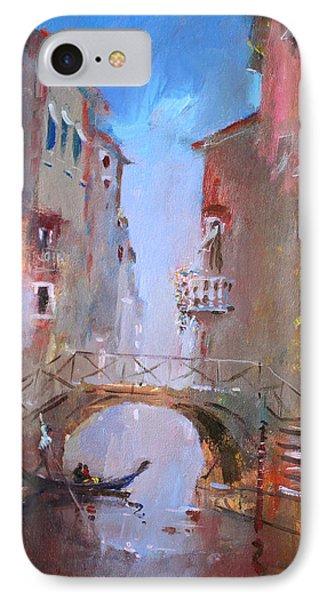 Venice Impression IPhone Case