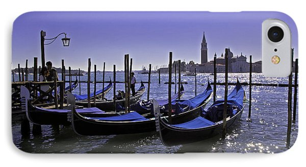 Venice Is A Magical Place IPhone Case by Madeline Ellis