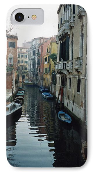 Venice IPhone Case by Marna Edwards Flavell
