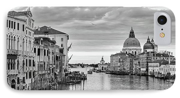 IPhone 7 Case featuring the photograph Venice Morning by Richard Goodrich