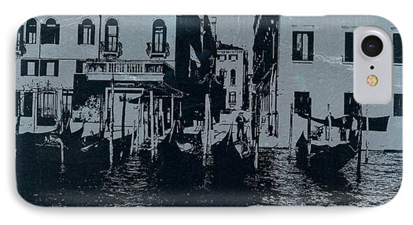 Venice Phone Case by Naxart Studio