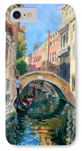 Venice Ponte Widmann IPhone Case
