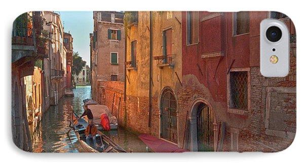 Venice Sentimental Journey Phone Case by Heiko Koehrer-Wagner