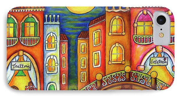 Venice Soiree Phone Case by Lisa  Lorenz