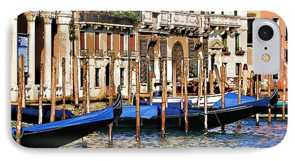 IPhone Case featuring the photograph Venice Untitled by Brian Davis