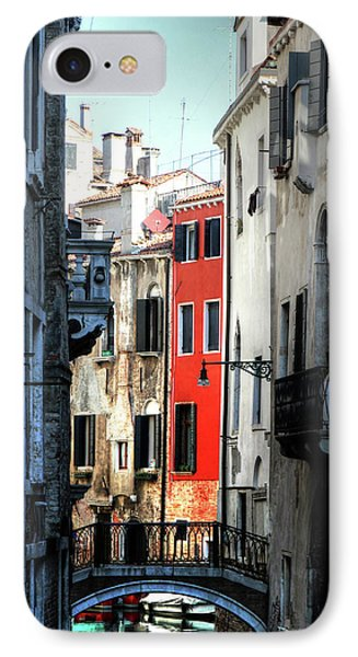 IPhone Case featuring the photograph Venice Xx by Tom Prendergast