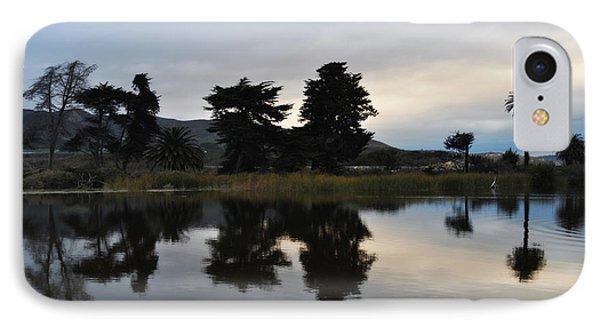 IPhone Case featuring the photograph Ventura California Coast Estuary by Kyle Hanson