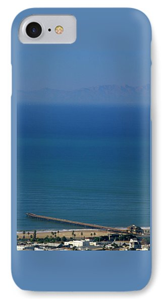 Ventura Pier IPhone Case by Soli Deo Gloria Wilderness And Wildlife Photography