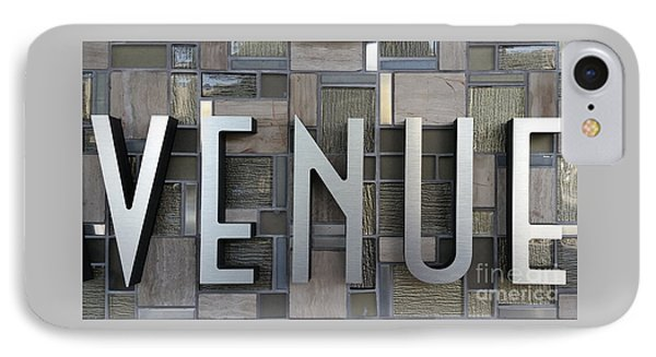 Venue IPhone Case by Liane Wright