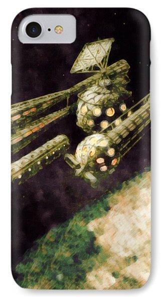 Venus Research Station IPhone Case