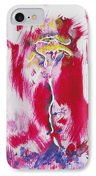 Venus Uprising IPhone Case by Contemporary Michael Angelo