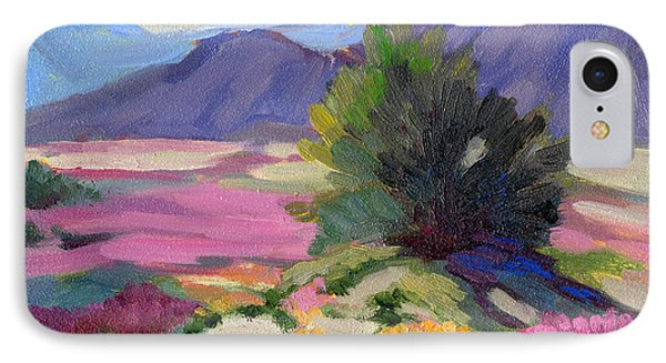 Verbena 2 Phone Case by Diane McClary