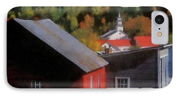 Vermont Again IPhone Case
