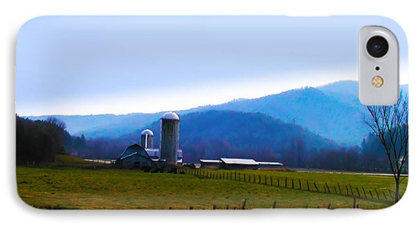 Vermont Farm Phone Case by Bill Cannon