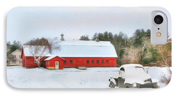 Vermont Memories IPhone Case by Sharon Batdorf