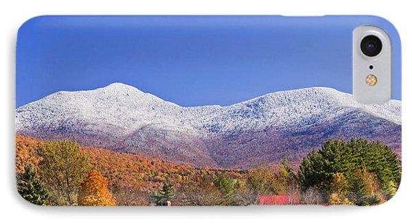 Vermont October Moonrise IPhone Case