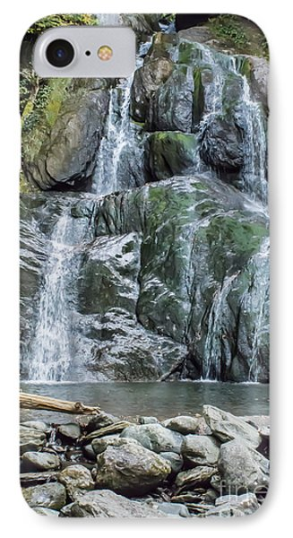 Vermont Waterfall IPhone Case