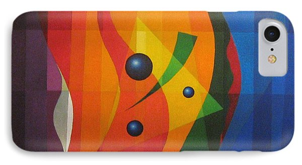 Vernal Composition Phone Case by Alberto DAssumpcao