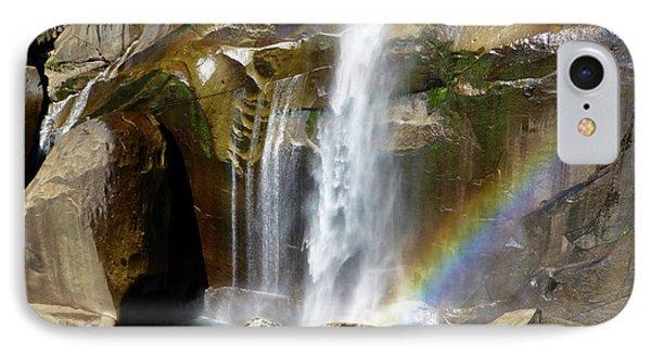 Vernal Falls Mist Trail IPhone Case