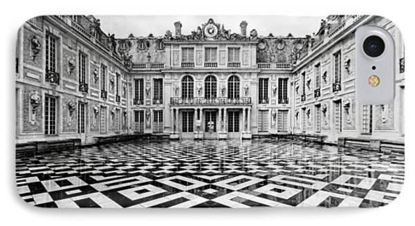 Paris iPhone 7 Case - Versailles Architecture Paris by Pierre Leclerc Photography