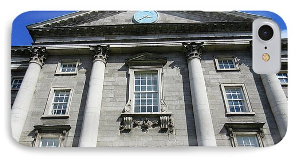 Downtown Dublin 4 IPhone Case
