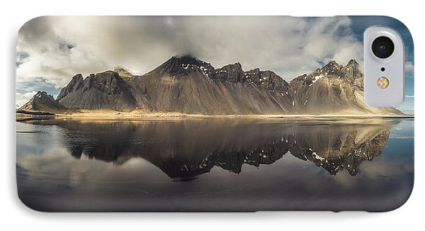 Vestrahorn Panorama IPhone Case