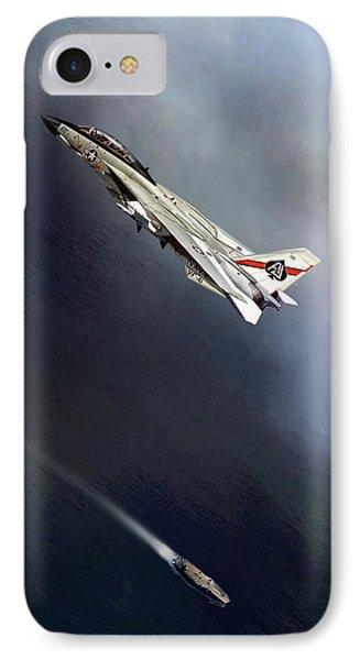 Vf-41 Black Aces IPhone Case