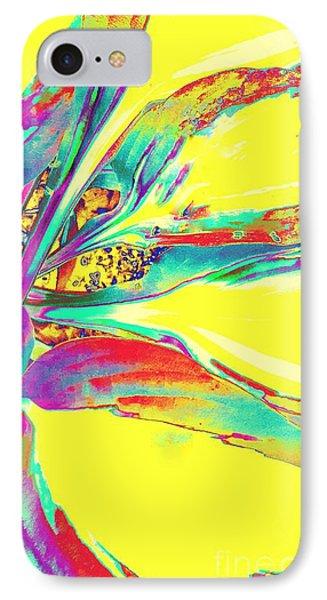 Vibrant Fascination  IPhone Case