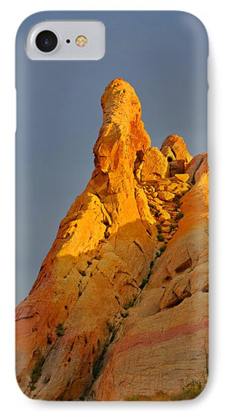 Vibrant Valley Of Fire Phone Case by Christine Till
