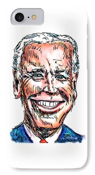 Vice President Joe Biden IPhone 7 Case