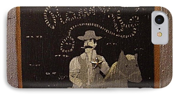 Victor IPhone Case by William Douglas