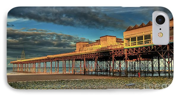 IPhone Case featuring the photograph Victoria Pier 1899 by Adrian Evans